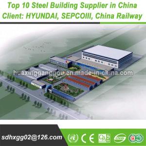 최신 판매 공장 가격 열려있는 구상 설계 금속 창고 건물
