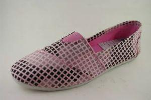 Nuevos populares de la mujer Zapatos de lona casual