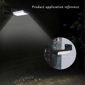 der Qualitäts-1W Bewegungs-Fühler-Garten-Licht Hof-im Freien der Straßenlaterne-Solar-LED
