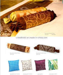 Ткань из микроволокна заполнение укрепить подушки подушки с функцией массажа