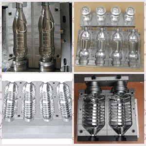 Haute précision de l'eau en plastique PET Bouteille moule à injection de préformes Cheap PVC coup Jar Maker 16 Cavité 5 gallon 28 mm cou nouvelle bouteille d'huile de soufflage de moule à canaux chauds