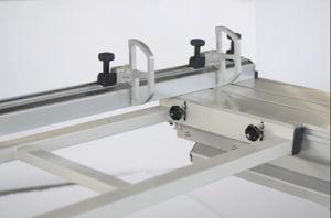 Holzbearbeitung-Maschinerie-Möbel-Ausschnitt-Schiebetisch-Panel sah