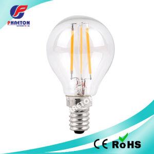 A60 E14 4W levou a lâmpada de incandescência (pH6-3004)