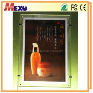 Negozio cosmetico LED Light Box pubblicitario acrilico (CSH01-A2P-01)