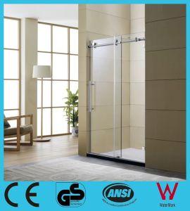 10mm de grosor del panel de vidrio cabinas de ducha ducha ducha de vapor Accesorios de Baño Bañera Ducha Mezclador de vidrio de la puerta de cristal Alojamiento