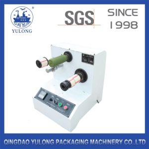 C-216Yl rebobinado la cinta de la máquina de corte longitudinal para Super Clear BOPP Cinta adhesiva