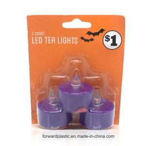 BSCI、Wca、Sqpの証明されるウォールマートの工場LED Tealightsの電池式のFlameless蝋燭ライト