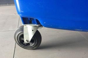 660L de Openlucht Plastic Vuilnisbak Op wielen van de Bak van Huisvuil 100 120 240 360 Kringloop voor Openbaar Gebruik in Straat