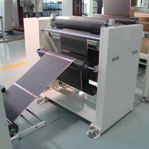 Li 건전지 양극 풀 슬롯은 리튬 건전지 폴란드 피스 생산을%s 단 하나 두 배 지상 Coater를 정지한다
