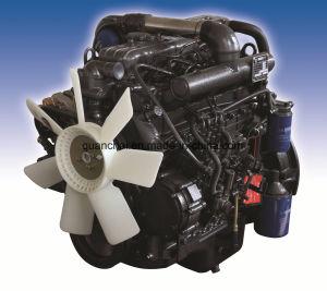 Motore diesel con il Turbocharger per la mietitrice agricola