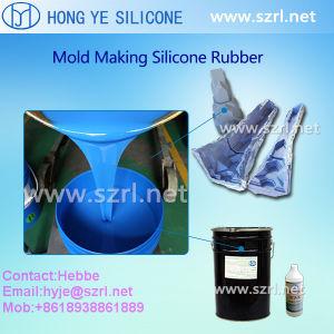Gypsum Molds Concrete Mold Making를 위한 액체 RTV Silicone