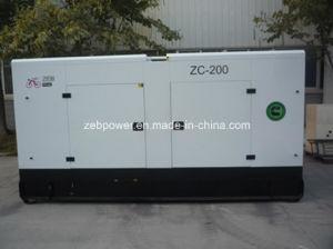 Cumminsの極度の無声ディーゼル発電機(ZC22-ZC1000)