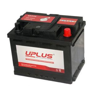 12V 55ah lange Nutzungsdauer-Selbstbatterie-Autobatterie (55530)