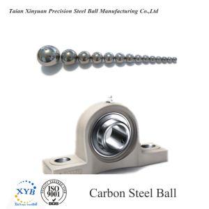 As esferas de aço de baixo carbono 1/16 de 1-3/16 polegada G28-G1000