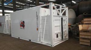 20FTおよび40FTの環境保護の燃料貯蔵Bundedタンク