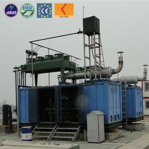Usina de gás de aterro 10kw - 700kw gerador de biogás