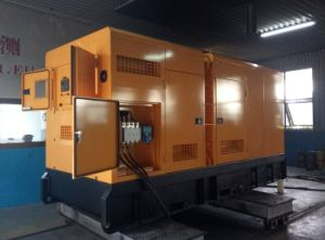 Ce Factory Price Cummins Soundproof 120kw/150kVA Generator Set (6BTAA5.9-G12) (GDC150*S)