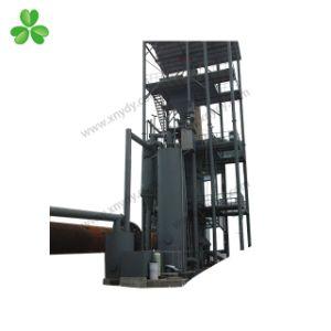 Pianta a due fasi automatica del gassificatore del carbone di nuova energia del Dy del Henan