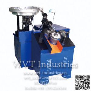 Voller automatischer Draht-Hochgeschwindigkeitsnagel, der Maschinen-Hersteller/Ring das Lassen des Maschinen-und Ring-Typen nageln lässt die Gewinde-Walzen-Maschine/Nagel Maschine verdrehend nageln