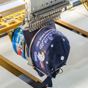 帽子の中国からなされる平らな/T-Shirt /Shoes /Embroidery機械のための最も安いない但馬および兄弟2のヘッド刺繍機械