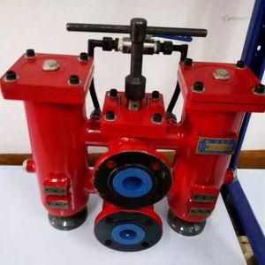 Ritraccia filtro di portata del duplex di serie di Sdrlf grande dell'olio