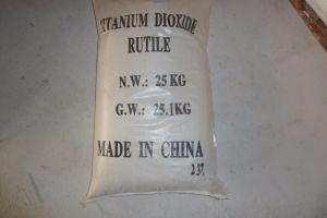 Het Rutiel van het Dioxyde van het titanium TiO2