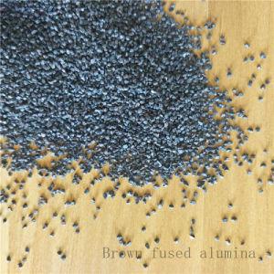 Hete Alumina van het Gruis van het Korund van China van de Verkoop Bruine Bruine Gesmolten
