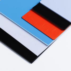Строительный материал ПВХ пены с помощью системной платы для вывода на дисплей для установки в стойку