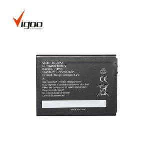 3.8V Venta caliente Batería batería recargable de teléfono para Infinix BL-4EX