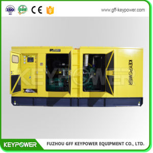 Insonorisées Générateur Diesel 475kVA avec de merveilleuses alternateur