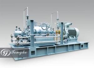 Bomba Multiestágio de alta pressão para a indústria petroquímica API 610 Bb5