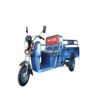 3 de Batterij 48V/60V van de Levering van Electirc Trike van het wiel voor Lading 400kg