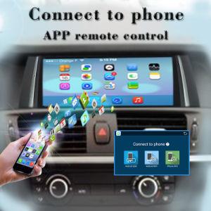 Carplay per il video stereo del riproduttore video DVD 3G WiFi di GPS Navradio dell'automobile di BMW X4 F26 BMW X3 F25 nelle unità W GPS del precipitare
