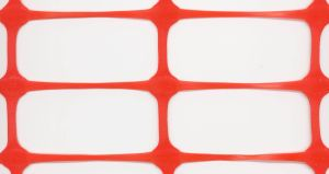 HDPE Orange Safety Fence (CC-SR125-10040)