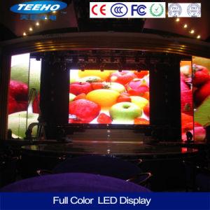 Mur vidéo de haute qualité P6 Affichage LED Intérieur pour l'étape