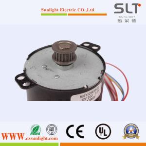 12V eléctrico de alto par motor de pasos