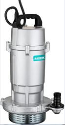 Pompe sommergibili di grenaggio di serie di Qdx