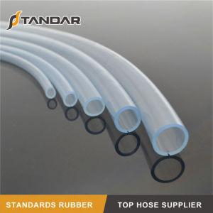 Tecla de PVC flexível de alta qualidade transparente a mangueira de óleo