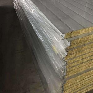 Cemento EPS Panel acero Panel Sandwich paneles SIP de la junta de espuma