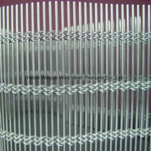 Индивидуальные архитектурные гибкий корпус из нержавеющей стали из проволочной сетки