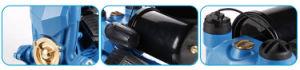 0.5HP de elektrische CentrifugaalPomp Dchz van de Pomp