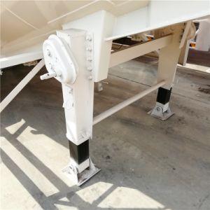 Le fichier payload 60 T Max 3 nouvelle conception de l'essieu chaud semi-remorque de ciment de vente pour la vente