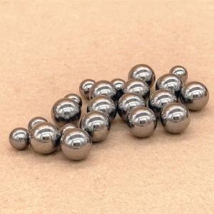 3mm-16mm esferas de aço para o rolamento