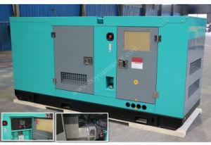 Cummins Engine Generator con Stamford Brushless Generator