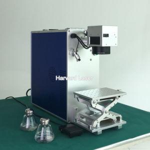 3 van de Garantie Draagbare van de Vezel jaar van de Laser het Merken/van de Gravure Machine