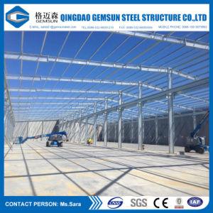 ASTM、BS、DINのJISの標準鉄骨構造の倉庫の鋼鉄研修会