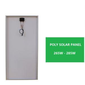 Poli moduli solari di alta efficienza 72cells 330W per il sistema solare