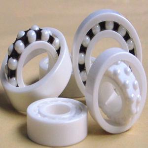 Los cojinetes de todos los tamaños de cerámica con brida