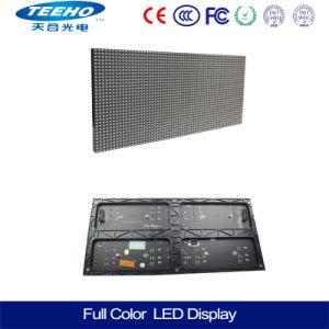 P6 HD plein écran LED couleur intérieure
