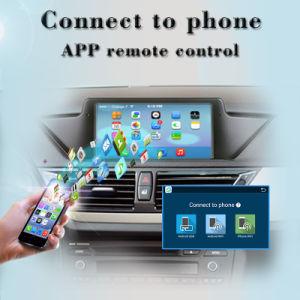 8  lettori DVD anabbaglianti del sistema di Trackering dell'automobile Andriod7.1 di Carplay per BMW X1 E84 GPS automatico Navigatior con il collegamento Hualingan di Wif